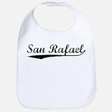 Vintage San Rafael (Black) Bib