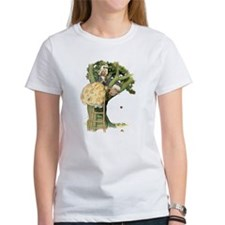 TWO OLD MAIDS UP A TREE Tee