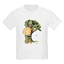 TWO OLD MAIDS UP A TREE T-Shirt