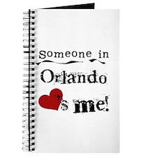 Orlando Loves Me Journal