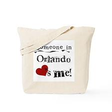 Orlando Loves Me Tote Bag
