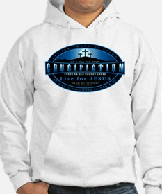 Crucifiction - Live For Jesus Hoodie