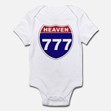 Heaven 777 Infant Bodysuit