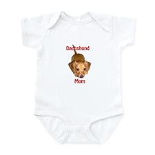 Doxies Mom Infant Bodysuit