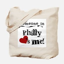 Philly Loves Me Tote Bag