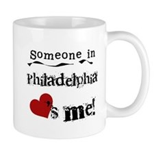 Philadelphia Loves Me Mug