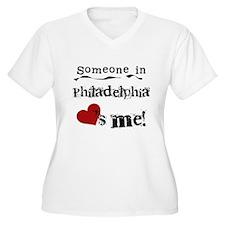 Philadelphia Loves Me T-Shirt