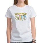 My Memory Women's T-Shirt