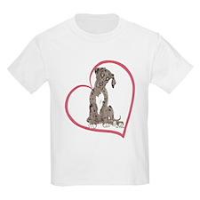 NMrlW Pup Heartline T-Shirt