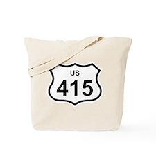 US 415 Tote Bag