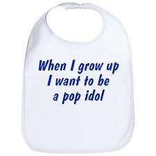 WIGU Pop Idol Bib