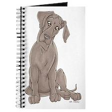 NBlu Pup Tilt Journal