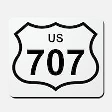 US 707 Mousepad