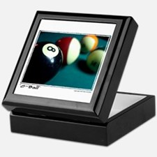 """8-Ball"" Keepsake Box"