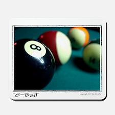 """""""8-Ball"""" Mousepad"""