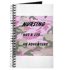 Nursing...an adventure Journal