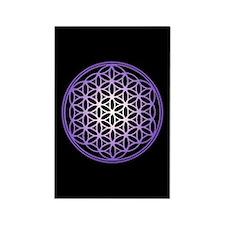 Flower of Life Rectangle Magnet