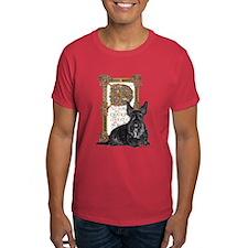 Celtic Dog Scottish Terrier T-Shirt