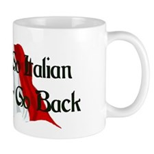 CUSTOM For Italian Stud Guy Mug