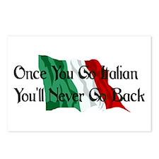 CUSTOM For Italian Stud Guy Postcards (Package of