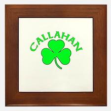 Callahan Framed Tile