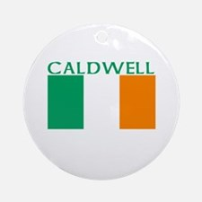 Caldwell Ornament (Round)