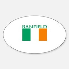 Banfield Oval Decal