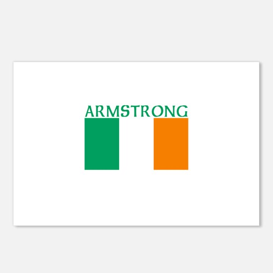 Armstrong Postcards (Package of 8)