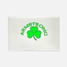 Armstrong Rectangle Magnet