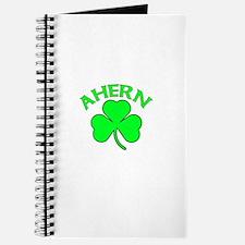 Ahern Journal