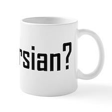 got persian? Mug