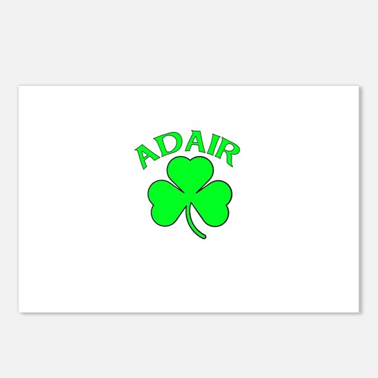 Adair Postcards (Package of 8)