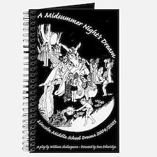 Midsummer Night's Drama Journal