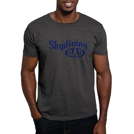 Skydiving Dad Dark T-Shirt