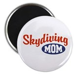 Skydiving Mom Magnet