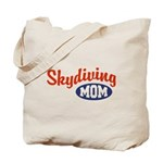 Skydiving Mom Tote Bag