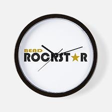 Bead Rockstar 2 Wall Clock