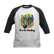 B is for Bowling Tee