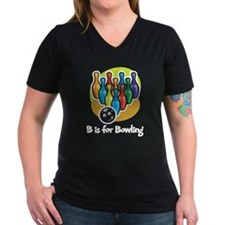 B is for Bowling Shirt