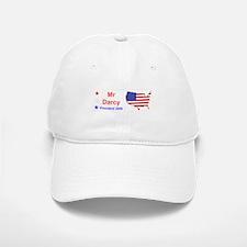 Vote Mr Darcy Baseball Baseball Cap