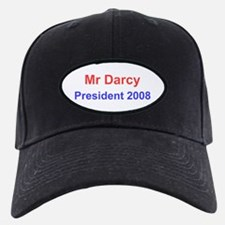 Vote Mr Darcy Baseball Hat