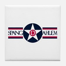 Spangdahlem Air Base Tile Coaster