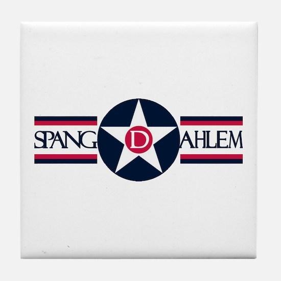 Spangdahlem Air Base Tile Coaster