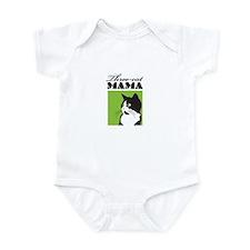 Three-Cat Mama Infant Bodysuit