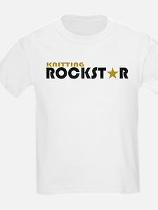 Knitting Rockstar 2 T-Shirt