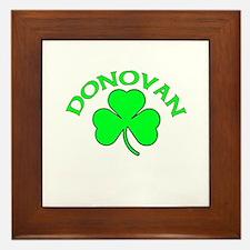 Donovan Framed Tile