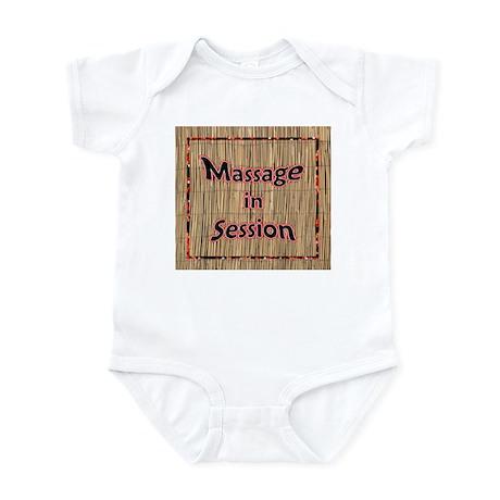 Massage in Session Infant Bodysuit