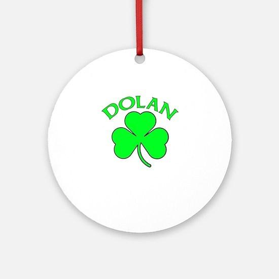Dolan Ornament (Round)