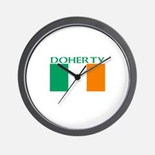 Doherty Wall Clock