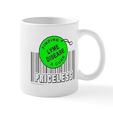 LYME DISEASE FINDING A CURE Mug